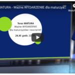Matura – webinaria dotyczące egzaminów maturalnych