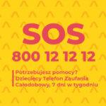 Całodobowy Dziecięcy Telefon Zaufania – 800 12
