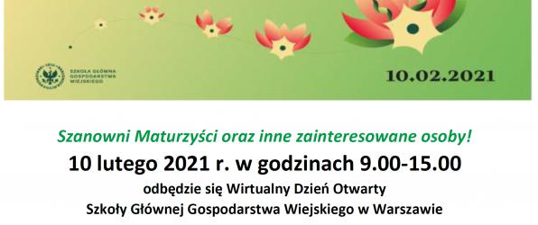 SGGW - dni otwarte