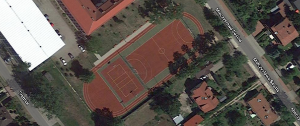 Dostępność boiska szkolnego