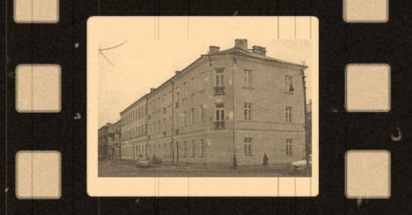 Drugi budynek I Liceum, przy ul. Warszawskiej